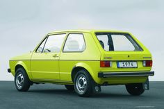 Volkswagen and the Seven Golfs: A Brief History of a 38-Year Old Icon - Carscoops