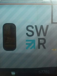 And this is what has replaced SWT colours-bland! South West Trains, Airplane, Colours, Logos, Style, Plane, Swag, Aircraft, Logo