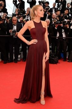Blake Lively absolutamente perfecta en Cannes 2014