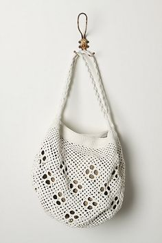 Perfect woven bag for summer