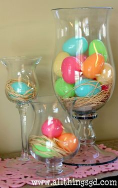 Easy easter decor idea (scheduled via http://www.tailwindapp.com?utm_source=pinterest&utm_medium=twpin&utm_content=post33050136&utm_campaign=scheduler_attribution)