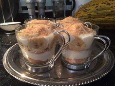 New York'un ünlü Magnolia Pastanesi'nin ünlü Banana Pudding'i veya Magnolia Puding'i o kadar popüler oldu ki bende denedim :))
