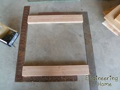 Pretty Front Porch: DIY Large Cedar Planter Boxes – Engineering A Home Outdoor Wood Projects, Wood Shop Projects, Diy Outdoor Furniture, Diy Furniture Projects, Planter Box Plans, Cedar Planter Box, Garden Planter Boxes, Diy Wooden Planters, Diy Planters Outdoor