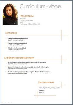 Livre Votre Cv En Anglais Et En Francais. (Your Resume Or Cv In French And In Student Resume Template, Cv Template, Resume Templates, Sample Resume, Cv Finance, Cv Curriculum, First Resume, Future Jobs, Cv Design