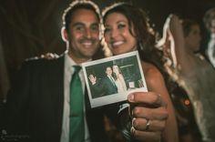 Wedding Polaroids.  Wedding Photography.  Vis Photography.