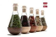 herb flask