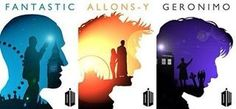 All the Doctor's catchphrases. Credit to Doctor Who and the T. Doctor Who Art, Eleventh Doctor, Doctor Who Drawings, Doctor Drawing, Serie Doctor, Hello Sweetie, Bizarre, Geronimo, Bad Wolf
