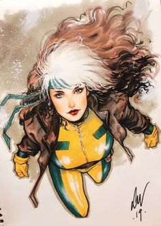 /r/ImaginaryMutants - The art of the X-Men and all mutants from their universe. Comic Book Characters, Comic Book Heroes, Marvel Characters, Comic Character, Comic Books, Marvel Women, Marvel Girls, Comics Girls, Marvel Comics Art