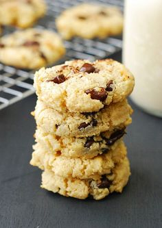 Low Carb Chocolate Chip Cookies - The Low Carb Diet