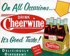 My favorite childhood Soda