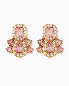 charming charlie   Princess for a Day Stud Earrings   UPC: 400000240756 #charmingcharlie