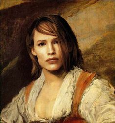 Jennifer Garner #art