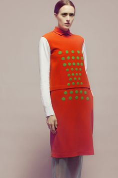 Visual Illusion through Textile