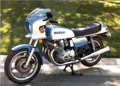 1980 Suzuki GS-1000 G #motorcycles #motorbikes #motocicletas