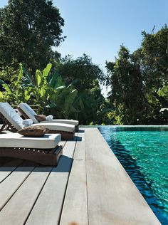 a rustic beach house in bahia, brazil | THE STYLE FILES