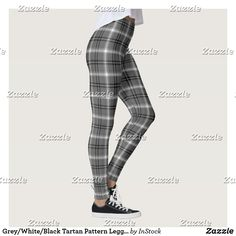 Shop Craig Ancient Original Scottish Tartan Leggings created by ThePlaidShop. Yoga Pants Outfit, Legging Outfits, Yoga Leggings, Leggings Fashion, Workout Leggings, Tartan Leggings, Leggings Style, Fitness Fashion, Gym Fashion