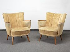 Items for sale by viremo Outdoor Chairs, Outdoor Furniture, Outdoor Decor, Cocktail Chair, Club Chairs, Armchair, Mid Century, Vintage, Home Decor