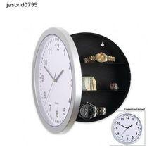 Security Safe jewelry watch money Mitaki-Japan Clock lock Hidden box keys cash