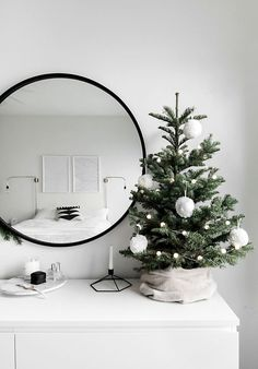 56 Elegant White Christmas Decor Ideas