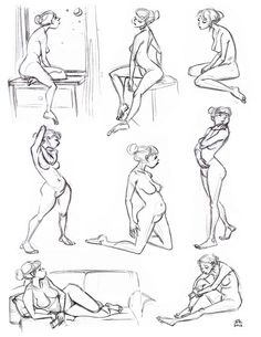 Kitty Fung Art and Animation: Sunday life drawing - gestures