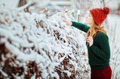 Фотосессия зимой: как способ развлечься, и провести время с пользой