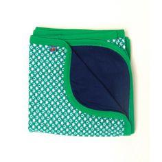 Froy & Dind dekentje - groen