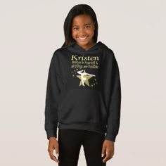 BELIEVE IN YOURSELF PERSONALIZED GYMNASTICS HOODIE Calling all Gymnasts! Enjoy the best selection of Gymnastics Gifts from Zazzle.  Not available in stores! http://www.zazzle.com/mysportsstar/gifts?cg=196751399353624165&rf=238246180177746410   #Gymnastics #Gymnast #Gymnastgift #Gymnastgirl