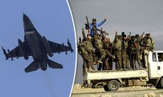 US shoots down Syrian plane in self defence