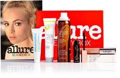 Allure Beauty Box   Editor-Curated Sampling Program