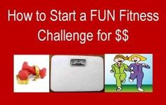 Need some motivation to take off those extra pounds? Let me show you how you can EASILY start a weight loss challenge with friends &  family so you get PAID to take off those pounds! It's kinda like a football pool - really fun and frugal! You gotta read this! I'm doing this with my friends now & we're all totally motivated for the jackpot! It's fun!