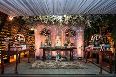 Reception Stage Decor, Dessert Table Birthday, Wedding Decorations, Table Decorations, Sister Wedding, Marry Me, Quinceanera, Boho Decor, Boho Chic