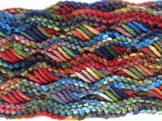 Ravelry: Project Gallery for Lattice Cowl pattern by Melissa Reynolds