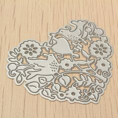 DIY Heart Flower Die Cutting Dies Stencil Scrapbooking Paper Card Craft Decor Mini Embossing Gadgets Events Party Supplies