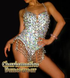 Charismatico Dancewear Store - Silver V Shape Show GIRL Sequin Bodysuit, $110.00 (http://www.charismatico-dancewear.com/products/Silver-V-Shape-Show-GIRL-Sequin-Bodysuit.html)
