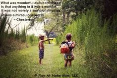 quotes about kids outdoors - Google Search