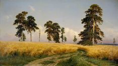 Ivan_Shishkin_-_Рожь_-_Google_Art_Project