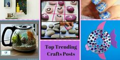 Pretty Top  Crafts f