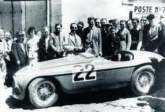 Lord Selsdon / Luigi Chinetti - Ferrari 166MM - Lord Selsdon, (Hon. Peter Mitchell-Thompson) - XVII Grand Prix d'Endurance les 24 Heures du Mans 1949 - Non championship race