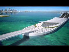 THE FALCON of DOHA - QATAR - YouTube