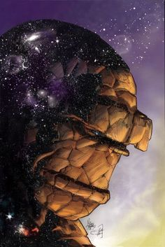 The Thing - Mike Deodato Jr.