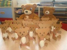 Diy And Crafts, Crafts For Kids, Ocean Crafts, Preschool, Teddy Bear, Education, Party, Animals, Toys