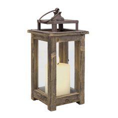 Darwin Candle Lantern