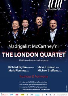 london quartet