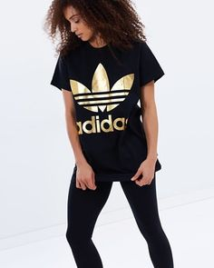 Buy Big Trefoil Tee by adidas Originals online at THE ICONIC. Free and fast delivery to Australia and New Zealand.