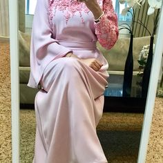 Available Price. Hijab Fashion Summer, Modern Hijab Fashion, Abaya Fashion, Muslim Fashion, Fashion Dresses, Dress Muslim Modern, Muslim Dress, Hijab Dress, Hijab Outfit