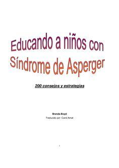 Como educar a ninos asperger-110220150056-phpapp02 by PHONOS via slideshare