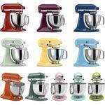 KitchenAid® Artisan Stand Mixer - Red - Costco