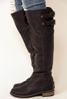 dark brown fall boots- comes in 4 colors (I like the tan and dark brown) $42.99