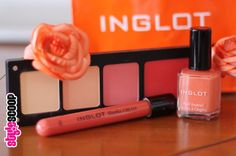 Inglot's Hawaiian Bar Colour Collection - Style Scoop - Daily Fashion, Beauty and LifeStyle Blog