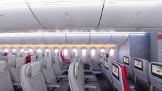 The Royal Jordanian 787 Dreamliner #RoyalJordanian #RJ #B787